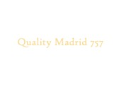 Quality Madrid 757