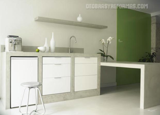 Cocinas integrales de concreto y azulejo auto design tech for Cocinas integrales de cemento